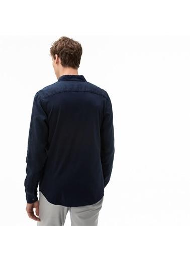 Lacoste Erkek Regular Gömlek CH0056.56L Lacivert